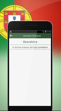Dicionário de Português screenshot 2
