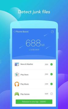 Antivirus Cleaner & Booster For Android screenshot 2
