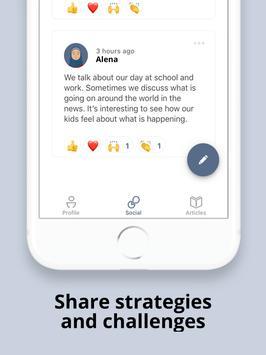Aim2Be Parent Companion App screenshot 8