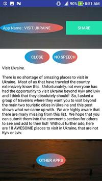 VISIT UKRAINE screenshot 1