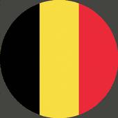 VISIT BELGIUM icon