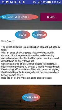 VISIT CZECH apk screenshot