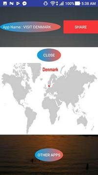 VISIT DENMARK poster