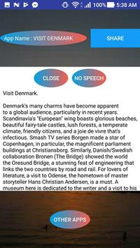 VISIT DENMARK apk screenshot