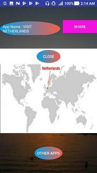 VISIT NETHERLANDS poster