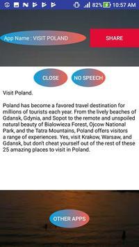 VISIT POLAND screenshot 1
