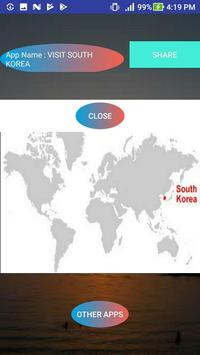 VISIT KOREA poster