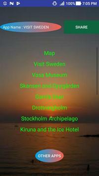 VISIT SWEDEN screenshot 2