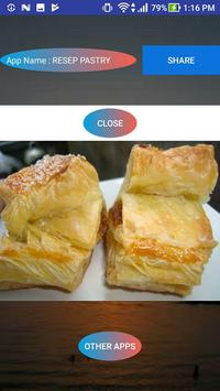RESEP PASTRY poster