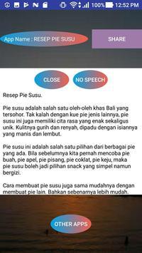 RESEP PIE SUSU screenshot 1
