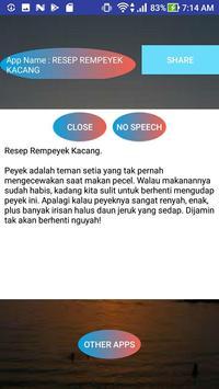 RESEP REMPEYEK KACANG screenshot 1