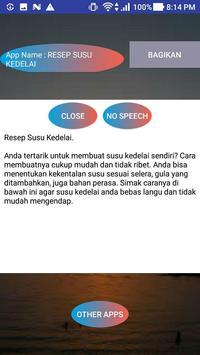 RESEP SUSU KEDELAI screenshot 1