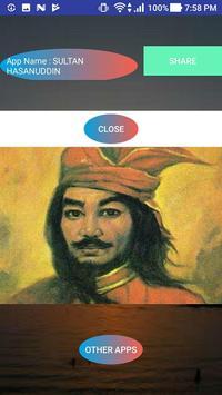 SULTAN HASANUDDIN poster