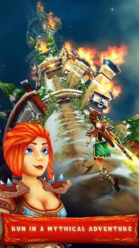Asgard Run: Crush Your Enemies screenshot 2