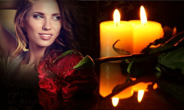 Candle Light Photo Frames screenshot 3