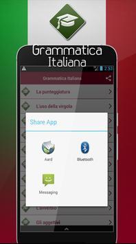 Grammatica Italiana screenshot 3