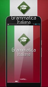 Grammatica Italiana poster