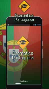 Gramática da língua portuguesa poster