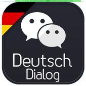 Deutsch Dialog Lernen icon