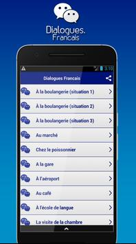 Dialogues Francais screenshot 1