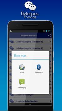Dialogues Francais screenshot 3