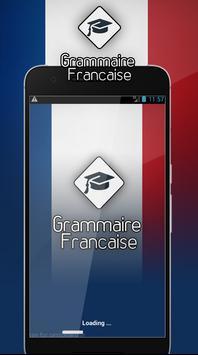 Grammaire Française poster