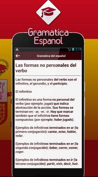 Gramática Del Español screenshot 2
