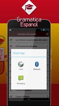 Gramática Del Español screenshot 3