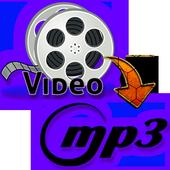 تحويل الفيديو إلى MP3 icon