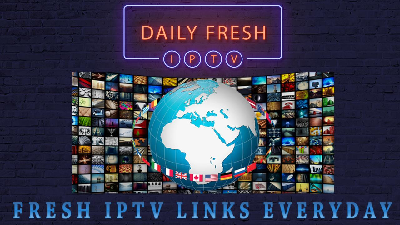 Daily Fresh IPTV 2018 for Android - APK Download