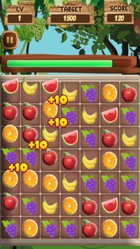 Fruit Match Saga Splash poster