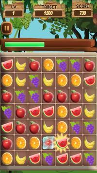 Fruit Match Saga Splash apk screenshot
