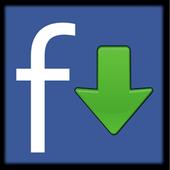 تحميل فيديوهات الفيسبوك icon