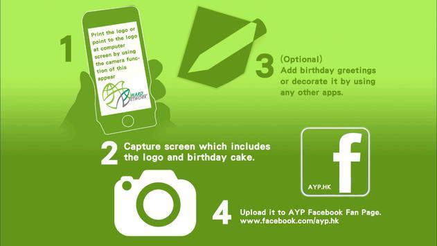 Award Network Happy Birthday poster