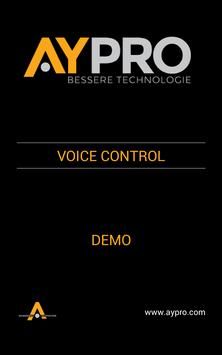 Aypro Voice Control Demo screenshot 12