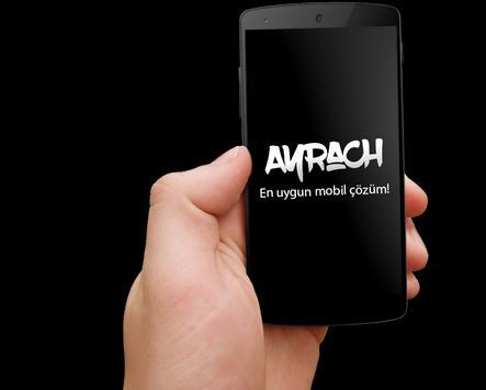 Ayrach APP poster