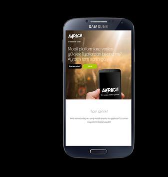 Ayrach APP apk screenshot