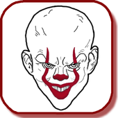 Cómo Dibujar Pennywise It Payaso Paso A Paso For Android Apk Download
