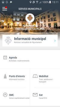 App Castelló apk screenshot