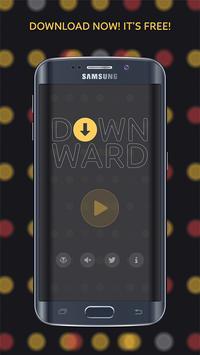 Downward - Free Arcade Game poster