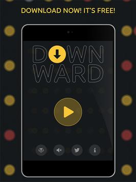 Downward - Free Arcade Game apk screenshot