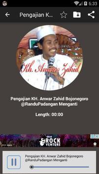 Ceramah Kh Anwar Zahid Lengkap screenshot 2