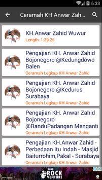 Ceramah Kh Anwar Zahid Lengkap screenshot 4