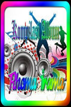 Kompilasi Lagu Rhoma Irama poster