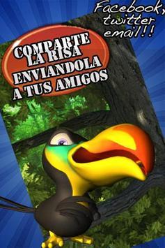 chistes: Papagayon el tucan apk screenshot