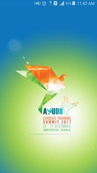 AYUDH 2017 poster