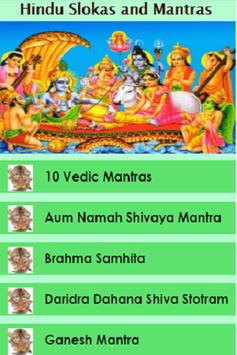 Hindu Mantras & Slokas apk screenshot