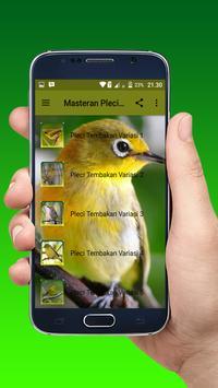 Masteran Pleci Tembakan Variasi Offline apk screenshot