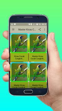 Master Kicau Cucak Cungkok Offline apk screenshot