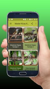 Master Kicau Kapas Tembak Offline apk screenshot
